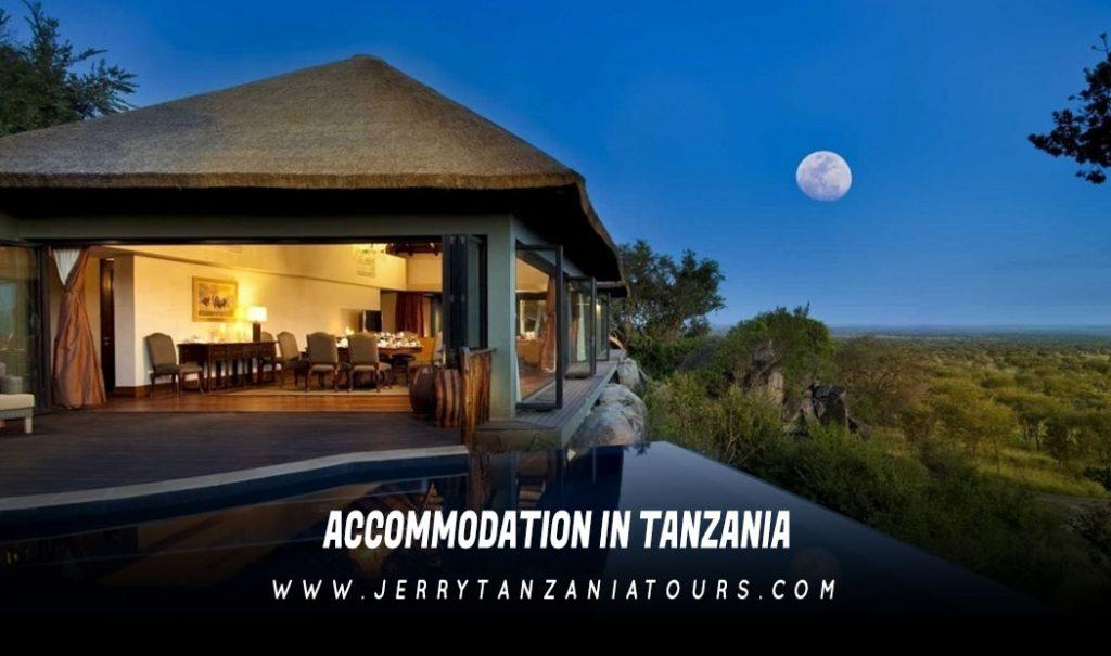 Accommodation In Tanzania