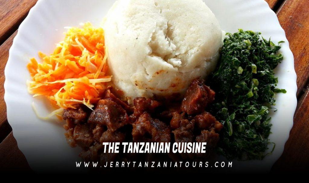 Tanzanian Cuisine