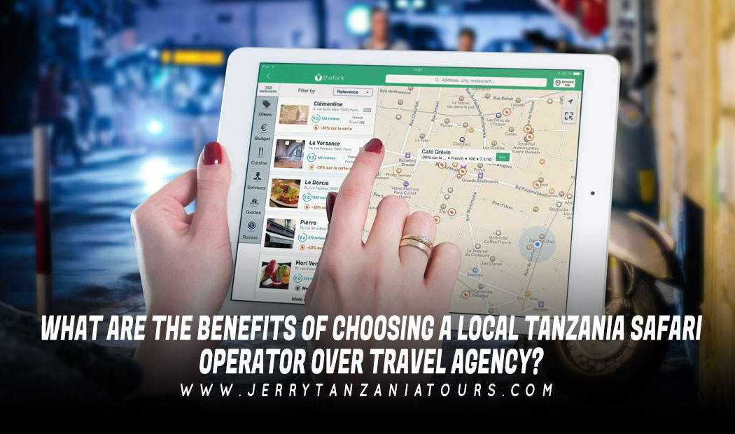 What Are The Benefits Of Choosing A Local Tanzania Safari Operator Over A Travel Agency?