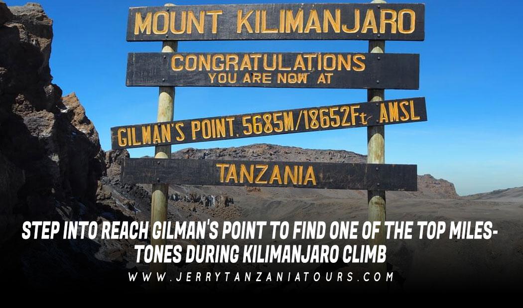 Gilman's Point
