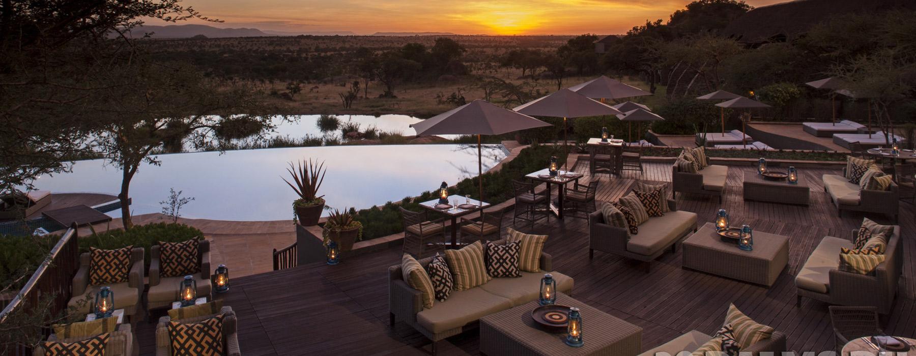 2 Days Tanzania Lodge Safari