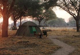 2 Days Tanzania Camping Safari