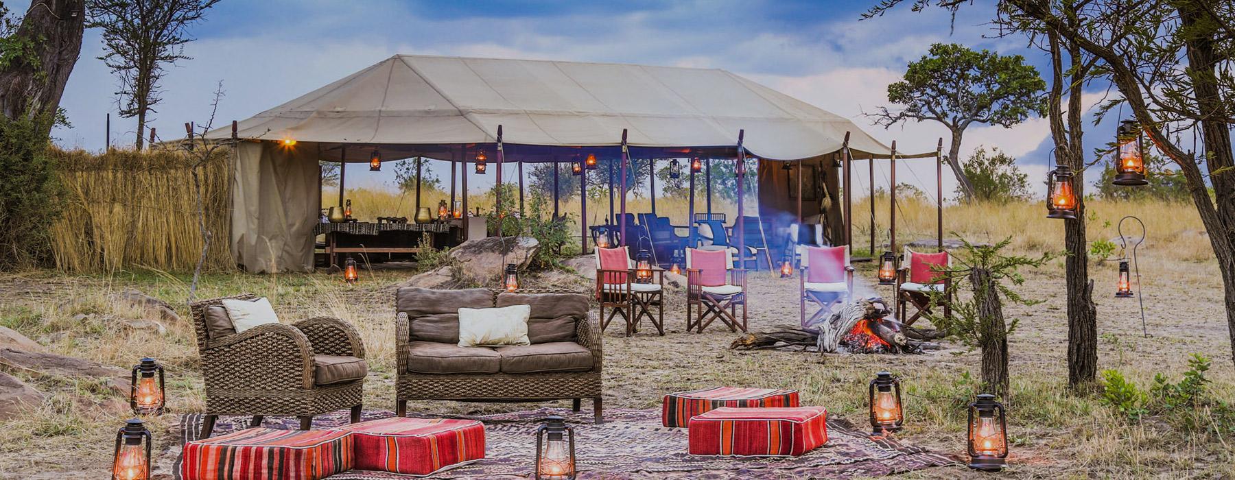 3 Days Tanzania Camping Safari