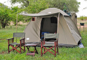 3 Days Tanzania Camping Safari