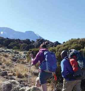 Best Route To Climb Kilimanjaro