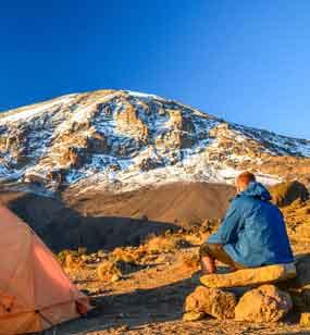Climbing Kilimanjaro Solo