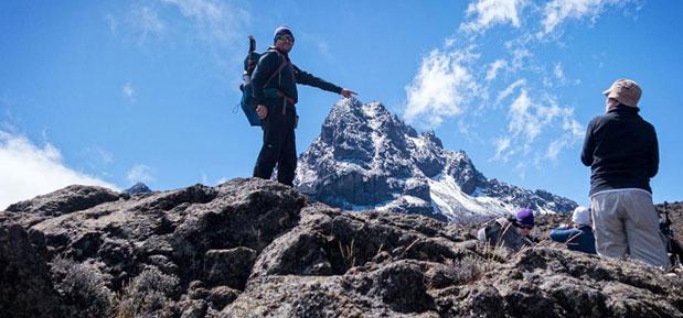 Climbing Mount Kilimanjaro for Beginners