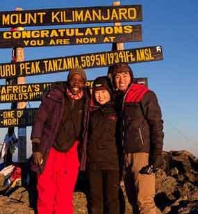Climbing Mount Kilimanjaro Reviews