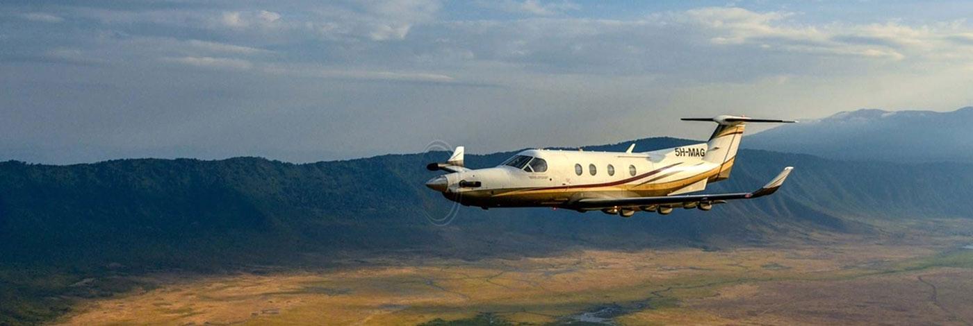 Flights In Tanzania