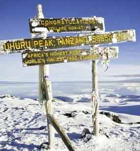 How Long Does It Take To Climb Mount Kilimanjaro