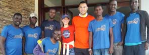 Jerry Tanzania Tours Team