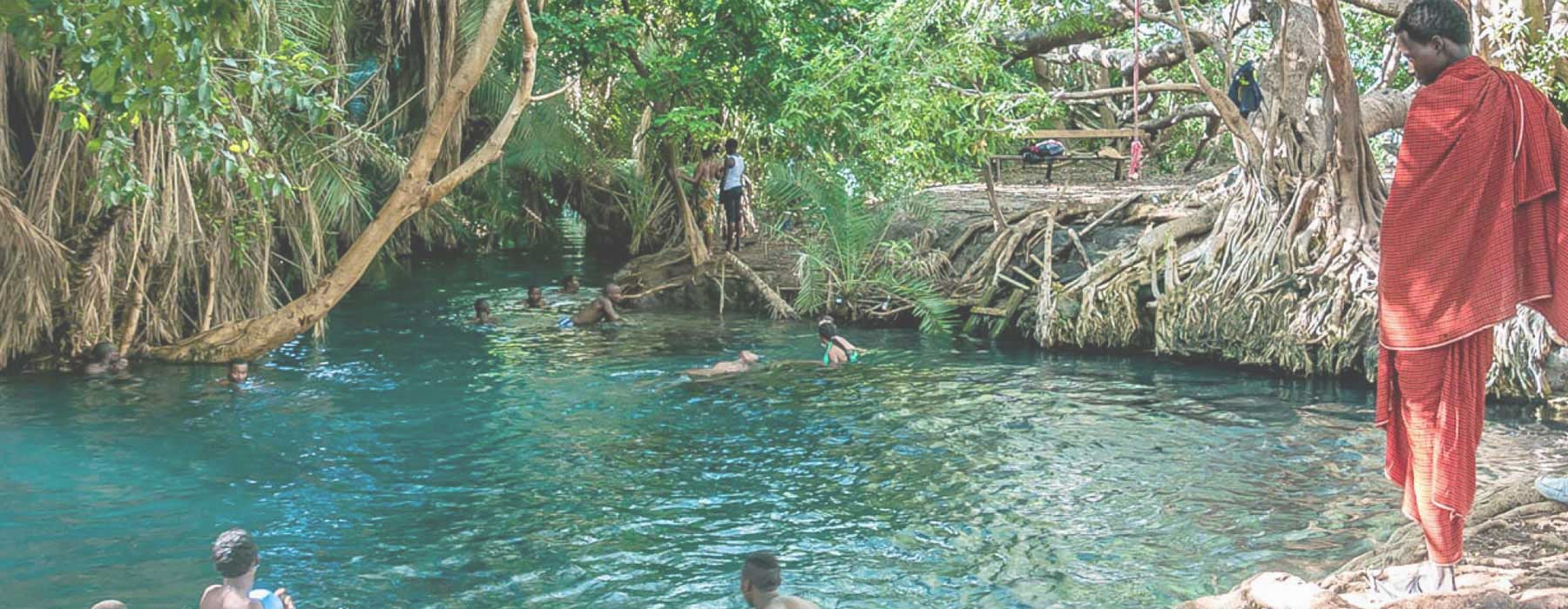 Kikuletwa Hotsprings