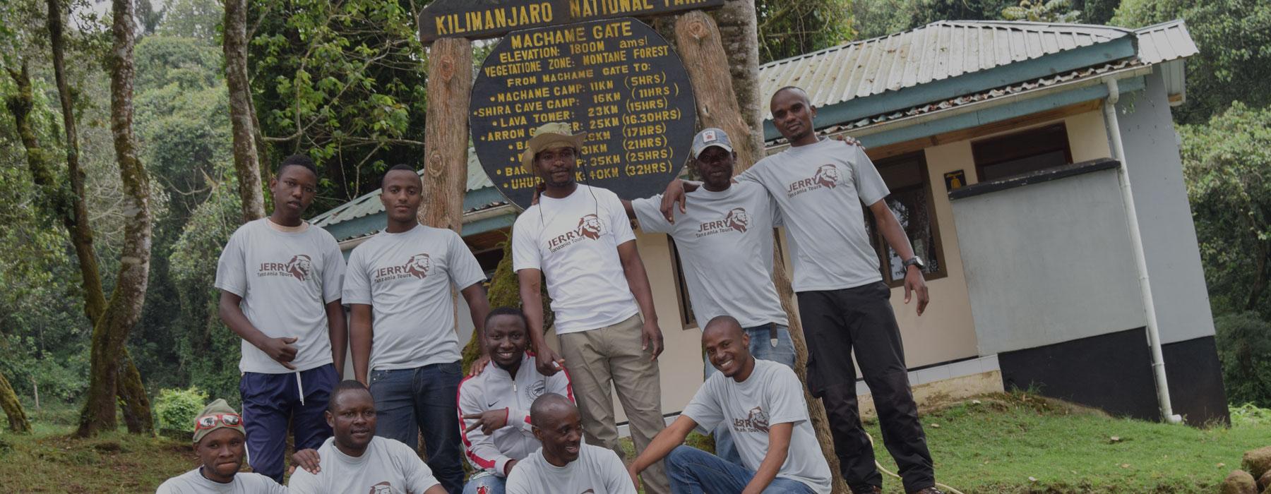 Kilimanjarao Crew