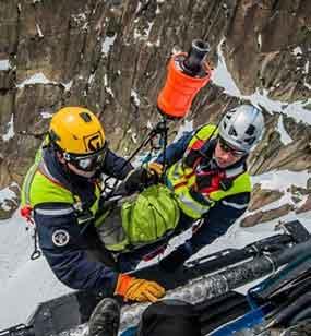 Kilimanjaro Rescue