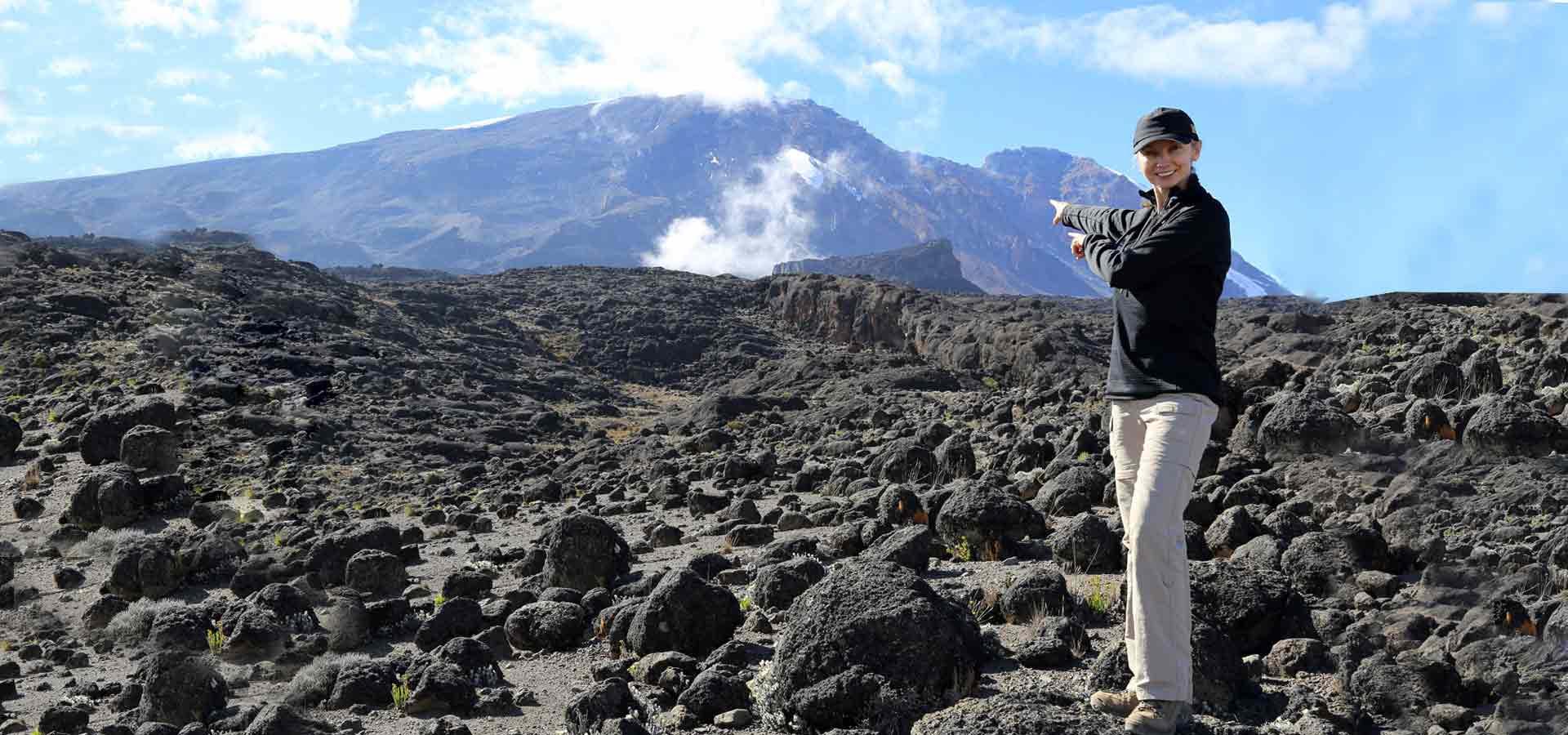 Kilimanjaro Tailormade Tour