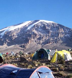 Kilimanjaro Temperature