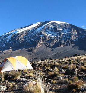 Kilimanjaro Location