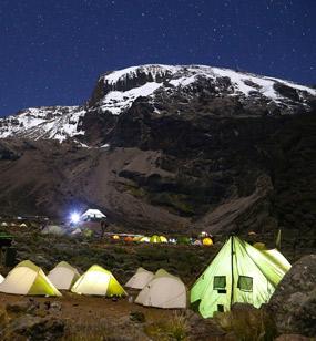 Kilimanjaro Acclimatization