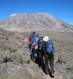 Typical Day On Kilimanjaro