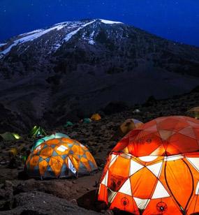 Kilimanjaro Fullmoon Climb