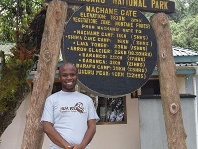 Jeremiah Kimambo